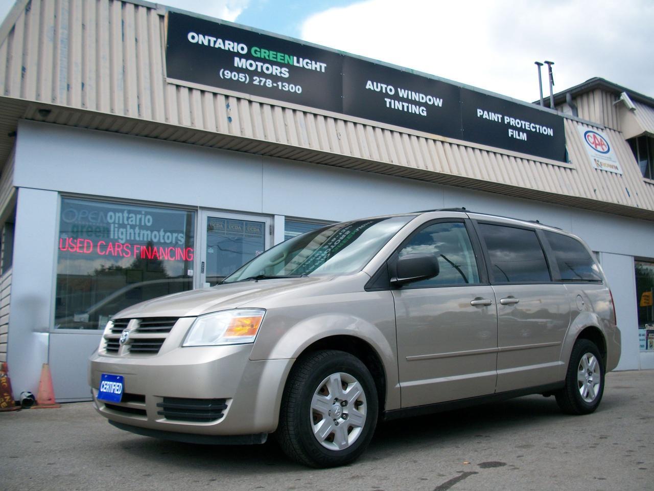 2008 Dodge Grand Caravan 7 PASSENGERS FULL STOW AND GO