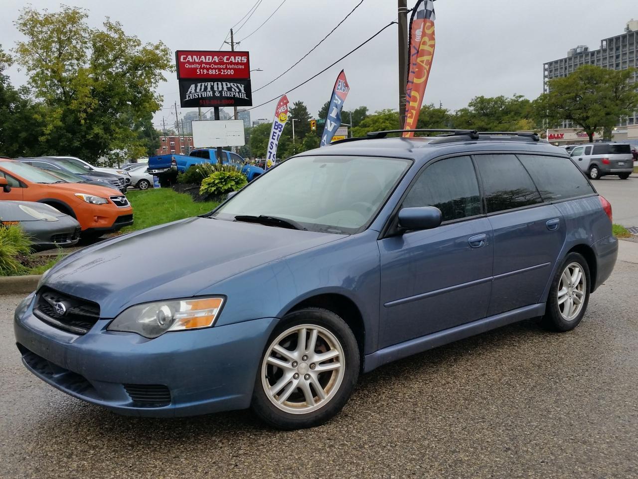 2005 Subaru Legacy i AWD