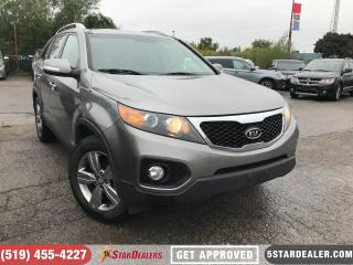 Used 2012 Kia Sorento EX Luxury | PANO ROOF | NAV | LEATHER | CAM for sale in London, ON