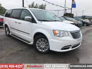 Used 2014 Chrysler Town & Country Limited | LEATHER | NAV | CAM | DVD for sale in London, ON