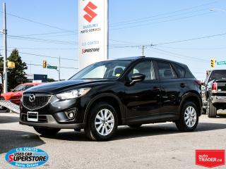 Used 2014 Mazda CX-5 GS AWD ~Nav ~Backup Cam ~Power Moonroof for sale in Barrie, ON