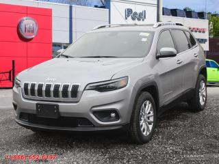 New 2019 Jeep Cherokee North for sale in Mississauga, ON