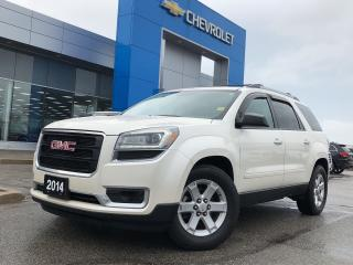 Used 2014 GMC Acadia SLE2 for sale in Barrie, ON