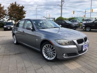 Used 2010 BMW 328 i Xdrive**Leather**Power Sunroof** for sale in Mississauga, ON