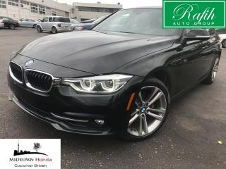 Used 2018 BMW 330i Xdrive-Premium package-Navigation for sale in North York, ON