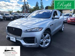 Used 2017 Jaguar F-PACE 35t AWD R-Sport-Pristine condition for sale in North York, ON