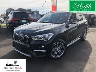 Used 2018 BMW X1 Xdrive28i-like new-pristine condition for sale in North York, ON