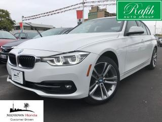 Used 2018 BMW 330i Xdrive-Navigation-Rear camera-Sport for sale in North York, ON
