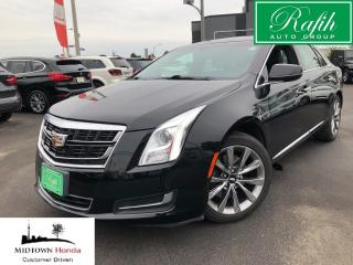 Used 2017 Cadillac XTS FWD-Super clean-Certified for sale in North York, ON