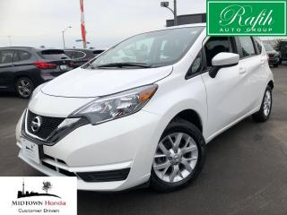 Used 2017 Nissan Versa Note SV-heated seats-rear view camera for sale in North York, ON