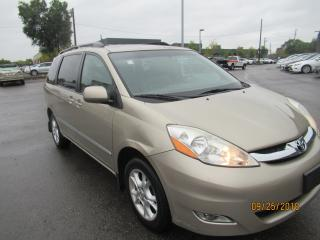 Used 2006 Toyota Sienna XLE Limited 7 Passenger for sale in Toronto, ON