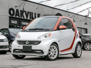 Used 2016 Smart fortwo 2dr Cpe Passion for sale in Oakville, ON