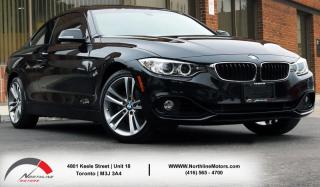 Used 2015 BMW 4 Series 428i xDrive |Navigation|Sunroof|Heated Steering Wheel for sale in Toronto, ON
