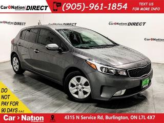 Used 2017 Kia Forte5 2.0L LX+| BACK UP CAMERA| HEATED SEATS| for sale in Burlington, ON