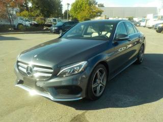 Used 2015 Mercedes-Benz C-Class C300 4MATIC Sedan Premium sport package for sale in Burnaby, BC