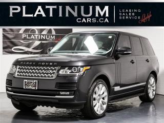 Used 2013 Land Rover Range Rover SUPERCHARGED, NAVI, CAM, PANOROOF, Heated Seats for sale in Toronto, ON