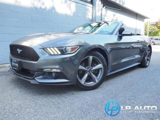 Used 2015 Ford Mustang V6 for sale in Richmond, BC