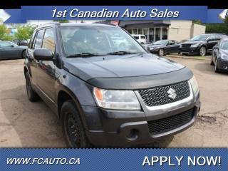Used 2011 Suzuki Grand Vitara Premium for sale in Edmonton, AB