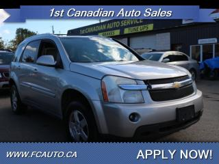 Used 2008 Chevrolet Equinox LT for sale in Edmonton, AB