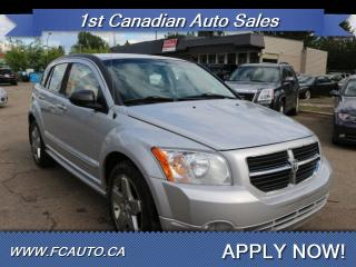 Used 2007 Dodge Caliber R/T for sale in Edmonton, AB