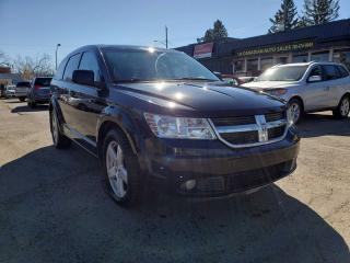 Used 2009 Dodge Journey SXT-AWD-ACCIDENT FREE-LOW Monthly PAYMENTS!! for sale in Edmonton, AB
