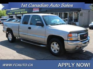 Used 2006 GMC Sierra 1500 Work Truck Work Truck 4dr Extended Cab for sale in Edmonton, AB