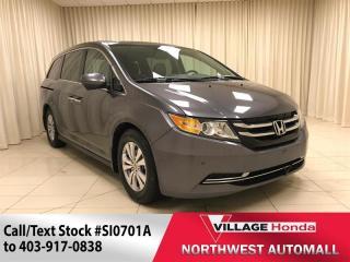 Used 2015 Honda Odyssey EX-L NAVI for sale in Calgary, AB