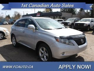 Used 2011 Lexus RX 350 for sale in Edmonton, AB