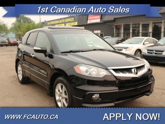 Used Acura RDX SHAWD For Sale In Edmonton Alberta Carpagesca - Used 2007 acura rdx