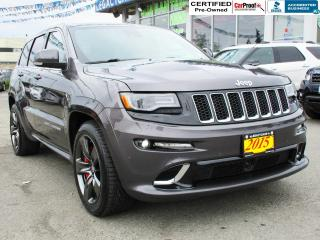 Used 2015 Jeep Grand Cherokee 4WD 4dr SRT for sale in Surrey, BC