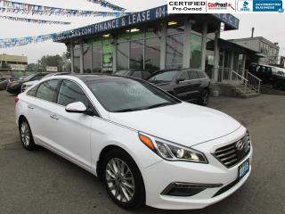 Used 2015 Hyundai Sonata 4dr Sdn 2.0T Limited for sale in Surrey, BC