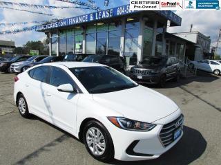 Used 2017 Hyundai Elantra 4dr Sdn Auto SE for sale in Surrey, BC