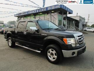 Used 2010 Ford F-150 SUPERCREW XLT 4WD for sale in Surrey, BC