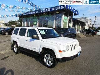 Used 2011 Jeep Patriot 4WD 4dr Sport for sale in Surrey, BC