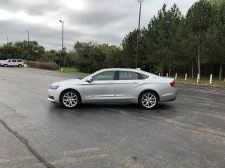 Used 2017 Chevrolet Impala Premier FWD for sale in Cayuga, ON