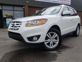 Used 2010 Hyundai Santa Fe LIMITED W/NAVIGATION ALL WHEEL DRIVE 91K ! for sale in North York, ON