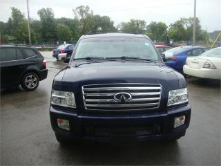 Used 2007 Infiniti QX56 8-pass for sale in London, ON