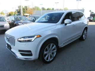 Used 2018 Volvo XC90 T6 AWD Inscription VISION, CONVENIENCE, B&W SOUND, 21-INCH WHEELS, PROTECTION PKG for sale in Vancouver, BC