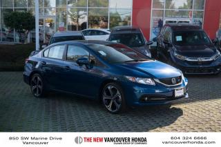 Used 2014 Honda Civic SEDAN Si 6MT for sale in Vancouver, BC