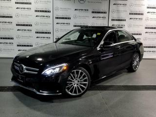 Used 2015 Mercedes-Benz C-Class C400 4Matic Sedan for sale in Calgary, AB