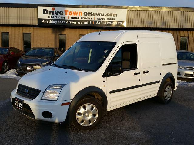 2012 Ford Transit Connect