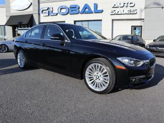 Used 2014 BMW 328i xDrive Sedan ONLY 15 K  NAVIGATION for sale in Ottawa, ON