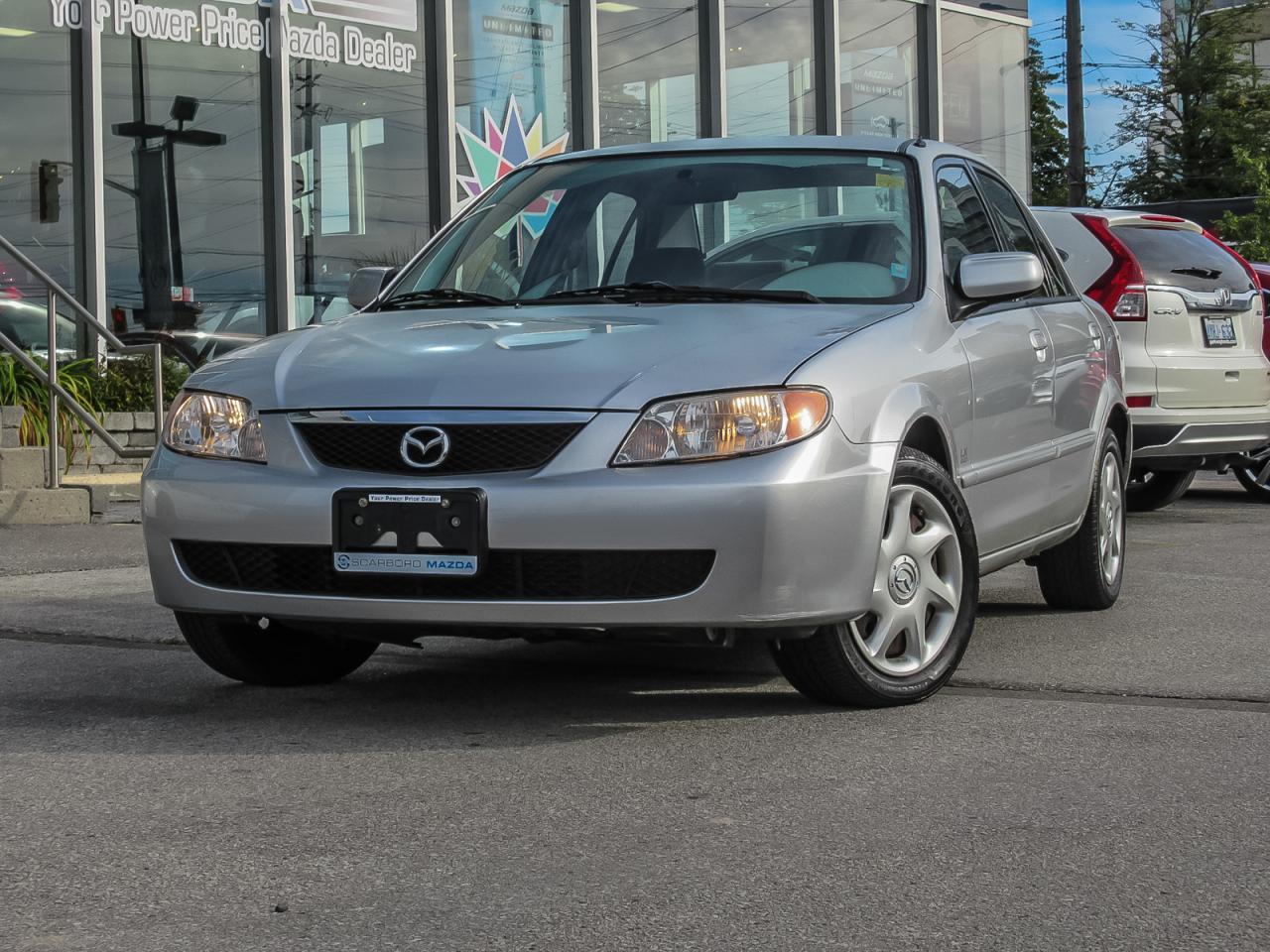 2002 Mazda Protege LOAD AUTOMATIC LOW KM