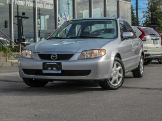 Used 2002 Mazda Protege LOAD AUTOMATIC LOW KM for sale in Scarborough, ON