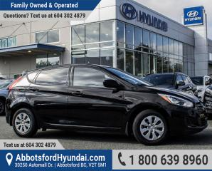 Used 2015 Hyundai Accent L BC OWNED for sale in Abbotsford, BC