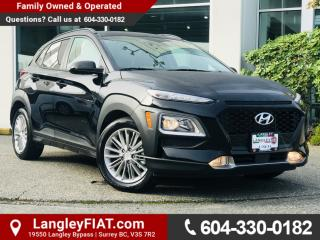 Used 2018 Hyundai KONA 2.0L Luxury NO ACCIDENTS, B.C OWNED! for sale in Surrey, BC