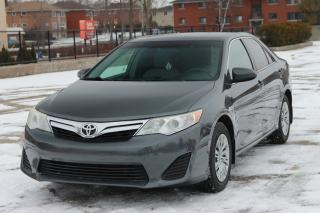 Used 2012 Toyota Camry LE Bluetooth | CERTIFIED for sale in Waterloo, ON
