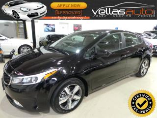 Used 2018 Kia Forte LX+| HEATED SEATS| R/CAMERA| BLUETOOTH for sale in Vaughan, ON