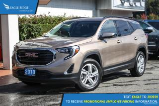 New 2018 GMC Terrain SLE AWD, Heated Seats for sale in Coquitlam, BC