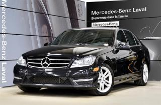 Used 2014 Mercedes-Benz C 300 Awd Sedan Awd, Toit for sale in Laval, QC